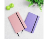 Notebook Journal with elastic strap/band/closure