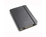 leather cover journal planner with pen holder